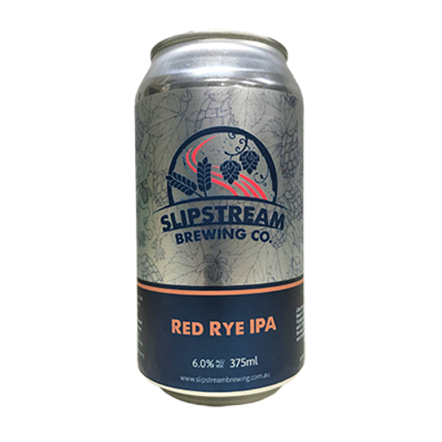 Slipstream Red Rye IPA