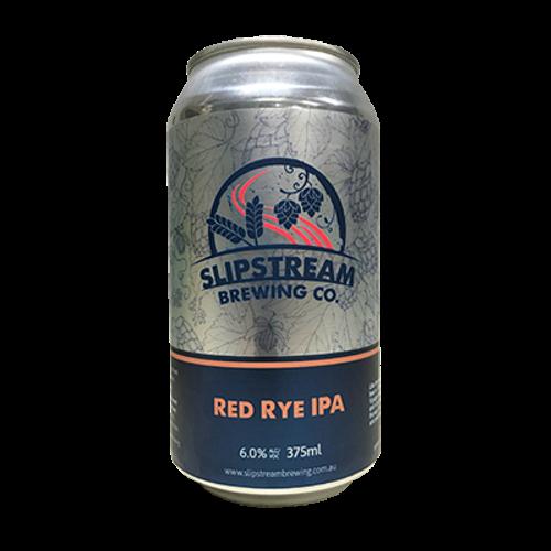 Slipstream Red Rye IPA