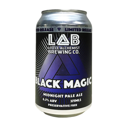 Little Alchemist Black Magic Midnight Pale Ale