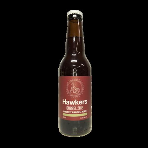 Hawkers Aquavit Barrel-Aged Dubbel 2018