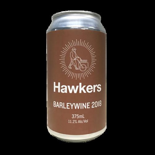 Hawkers Barleywine 2018