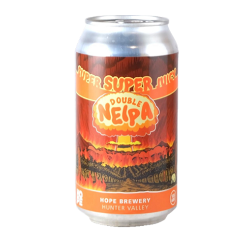 Hope Super Super Juicy Double NEIPA (2 Can Limit)