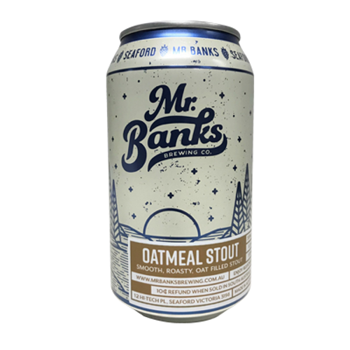 Mr Banks Oatmeal Stout