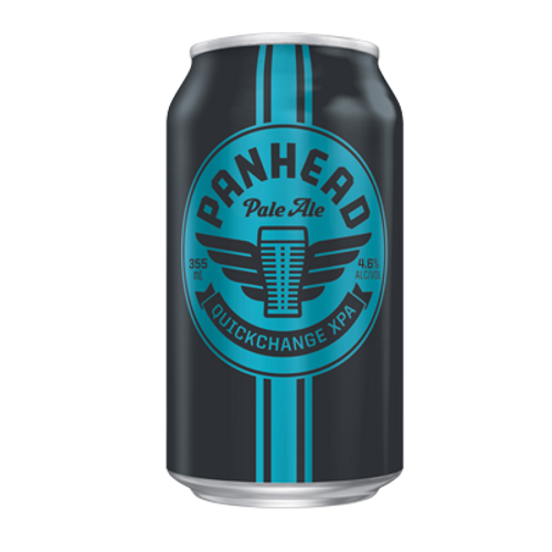 Panhead Quickchange Xtra Pale Ale 355ml Can