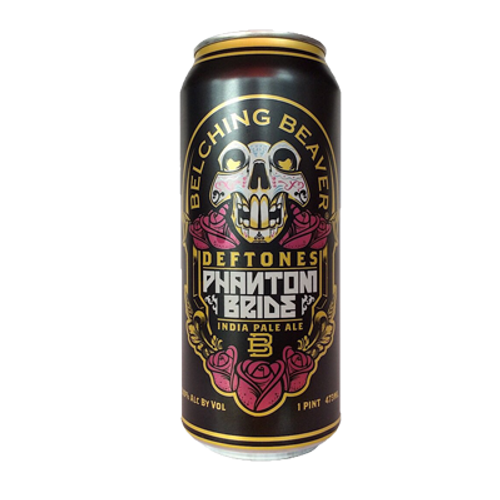 Belching Beaver Deftones Phantom Bride IPA 474ml Can