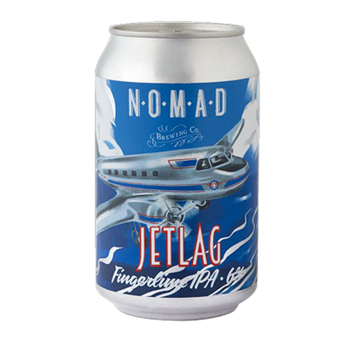 Nomad Jet Lag IPA Can