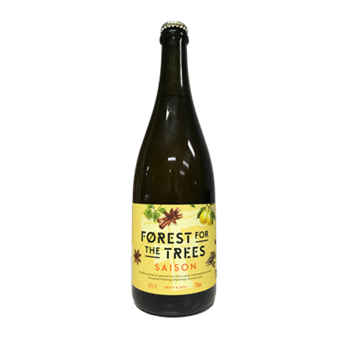 Forest For The Trees Saison (1 Bottle Limit)