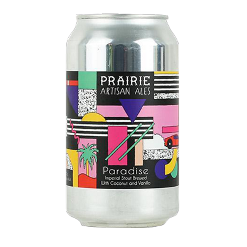 Prairie Paradise 355ml Can (1 Can Limit)