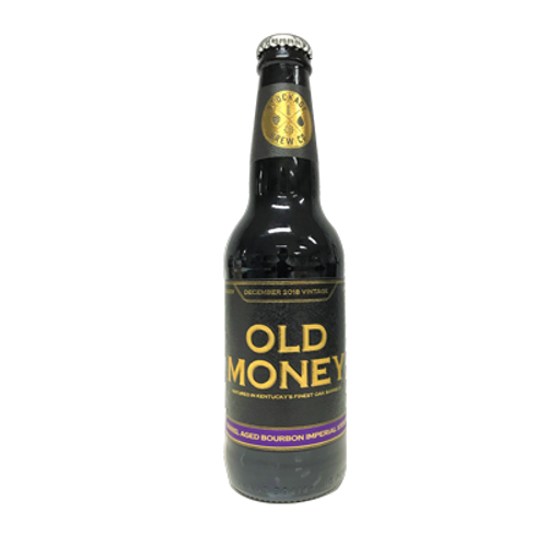 Stockade Old Money Single Barrel Imperial Stout 2018