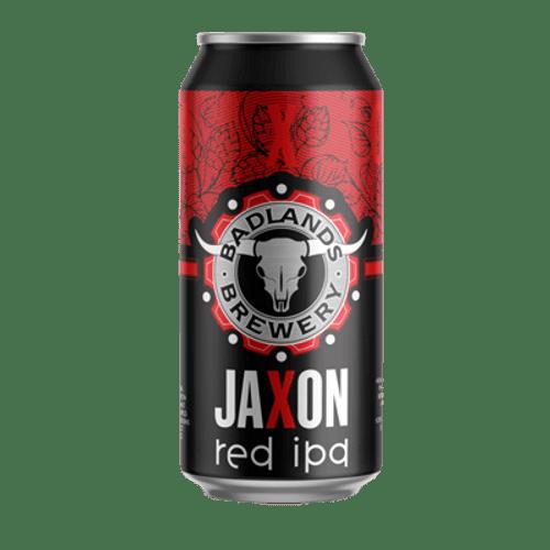 Badlands Jaxon Red IPA 440ml Can