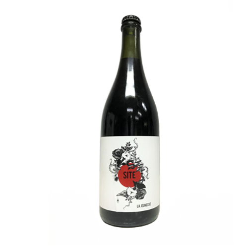 Hop Nation Site La Jeunesse Barrel-Aged Sour Red
