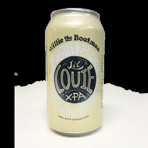 Willie the Boatman Lil Louie XPA