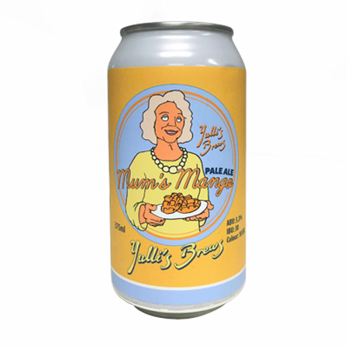 Yulli's Mum's Mango Pale Ale
