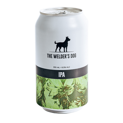 The Welder's Dog IPA
