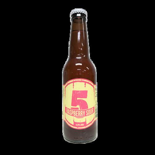 Five Barrel Raspberry Sour