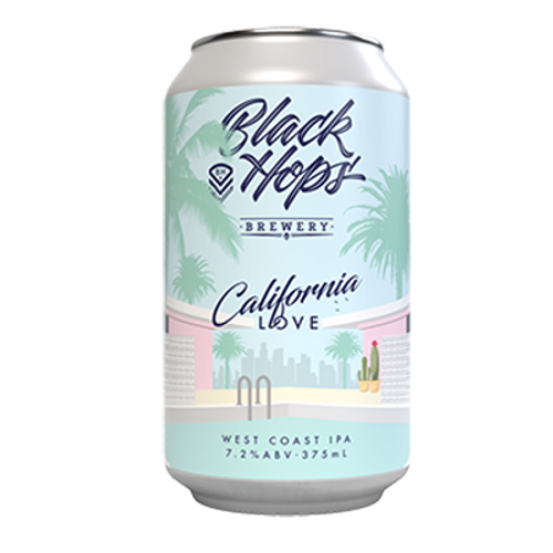 Black Hops California Love West Coast IPA