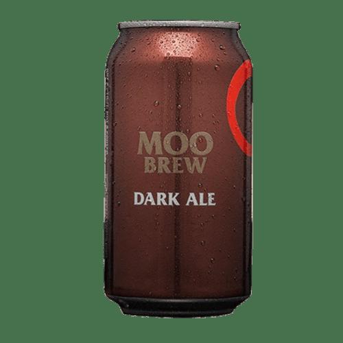 Moo Brew Dark Ale 375ml Can