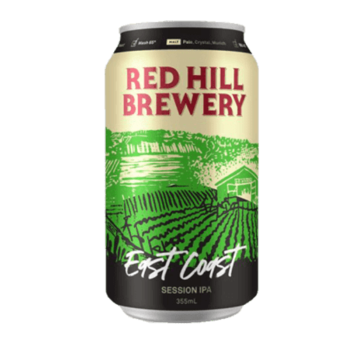 Red Hill East Coast IPA 330ml Can