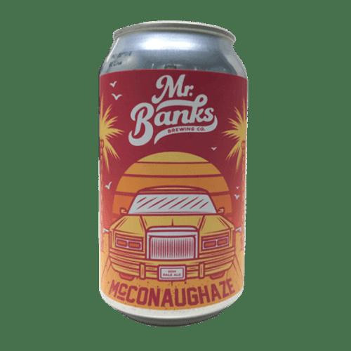 Mr Banks McConaughaze DDH Pale Ale