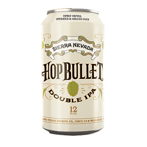 Sierra Nevada Hop Bullet Double IPA 355ml Can