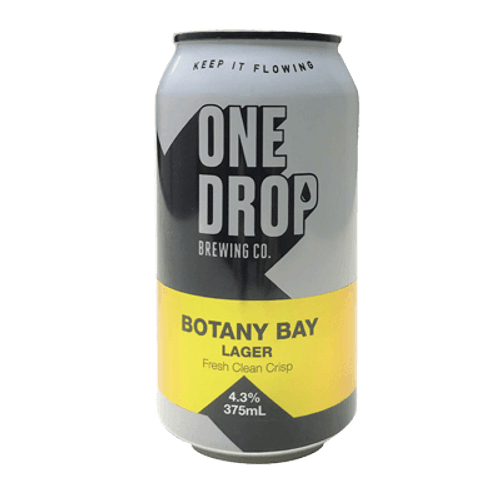 One Drop Botany Bay Lager