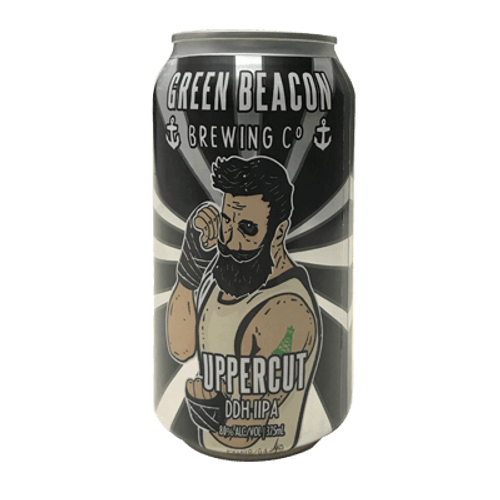 Green Beacon Uppercut DDH IIPA