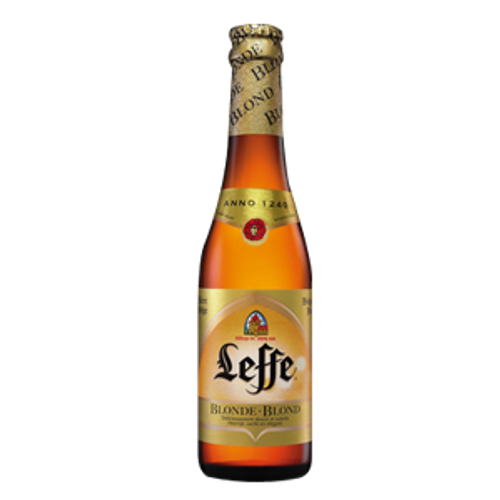 Leffe Blonde 330ml Bottle