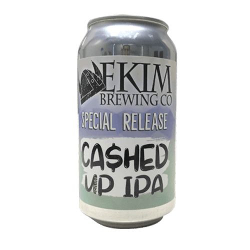 Ekim Cashed Up IPA