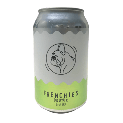 Frenchies Brutus Brut IPA