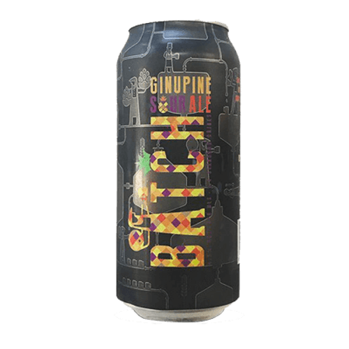 Batch Ginupine Sour Ale 440ml Can
