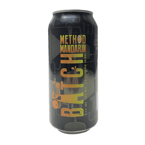 Batch Method Man-darin Sour Ale 440ml Can