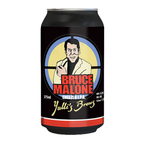 Yulli's Bruce Malone English IPA