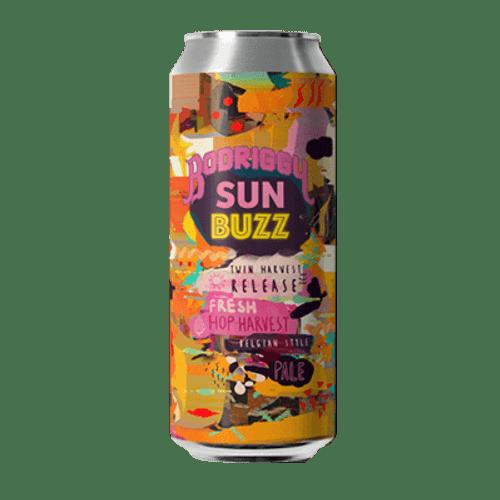 Bodriggy Sun Buzz Fresh Hop Harvest Belgian Style Pale