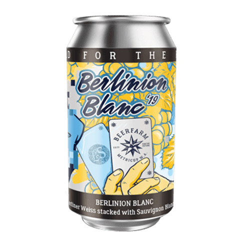 Beer Farm Berlinion Blanc 2019