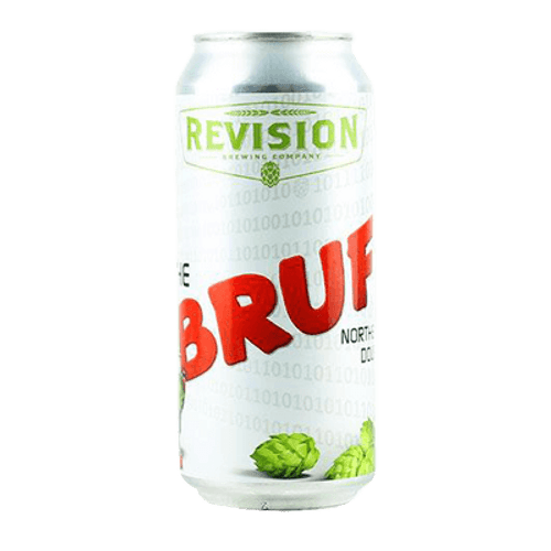 Revision The Bruff Hazy IPA