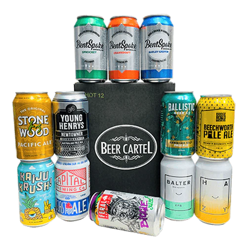 Australia's Ultimate Top 50 Beers of 2020 Mix 12 Pack