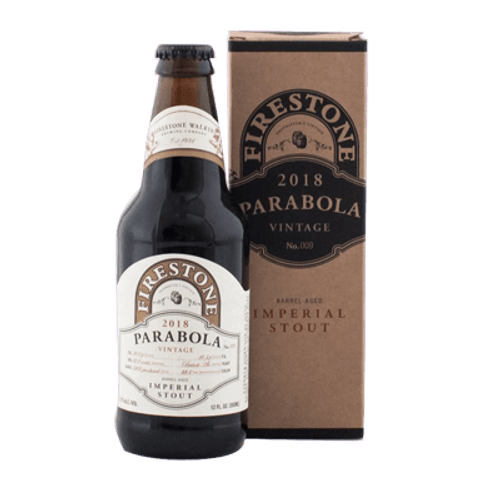 Firestone Walker Parabola 2018