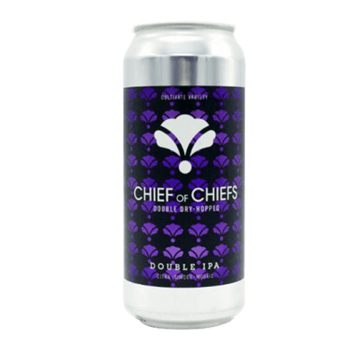 Bearded Iris Chief of Chiefs DDH