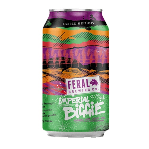 Feral Imperial Biggie Double NEIPA