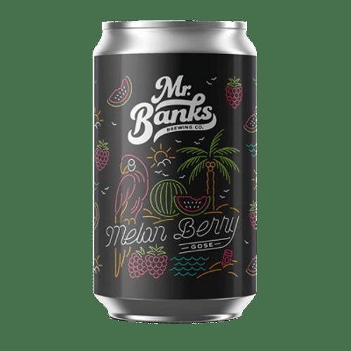 Mr Banks Melon Berry Gose