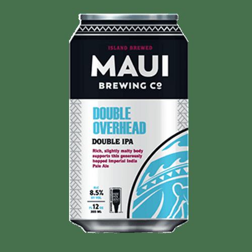 Maui Brewing Double Overhead IPA