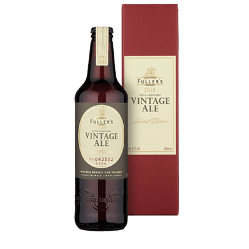 Fullers Vintage Ale 2018