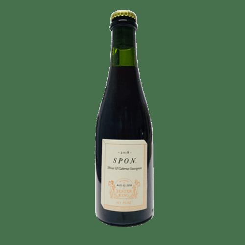 Jester King SPON Shiraz & Cabernet Sauvignon Sour Ale