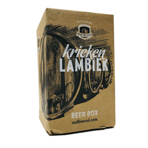 Oud Beersel Bag in Box  Kriekenlambiek
