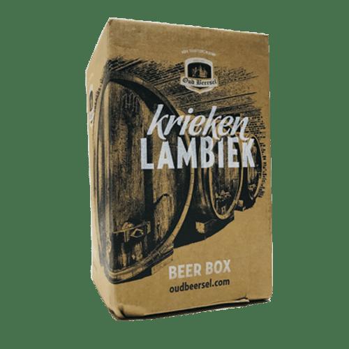 Oud Beersel Bag in Box  Kriekenlambiek