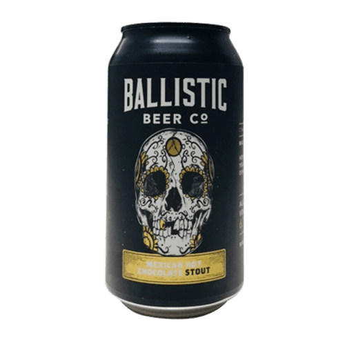 Ballistic Mexican Hot Chocolate Stout