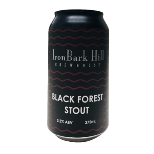 IronBark Hill Black Forest Stout