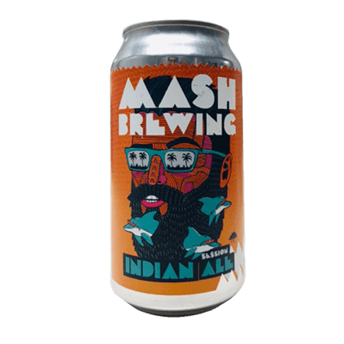 Mash Session Indian Ale