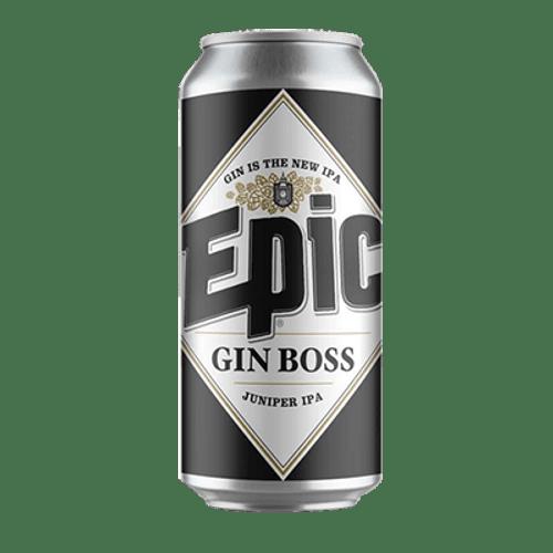 Epic Gin Boss IPA