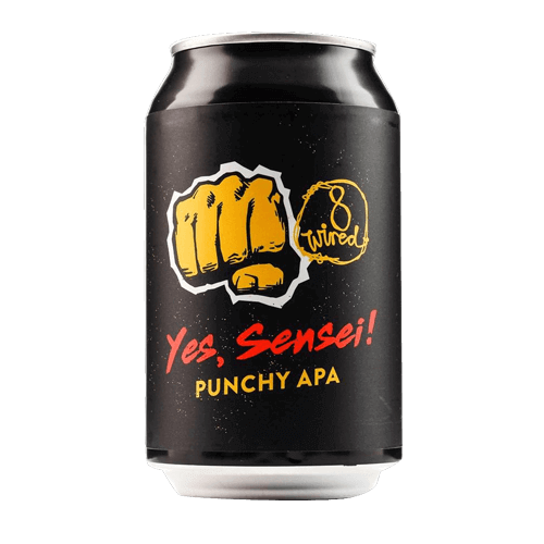 8 Wired Yes, Sensei American Pale Ale